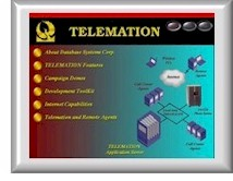 telemarketing call Center software product demonstration