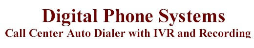 Pacer Phone System telephone dialer software automatic dialers