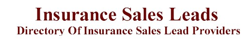 insurance sales leads marketing