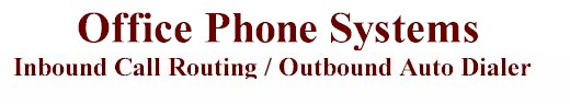 Office Phone System telephone dialer software automatic dialers