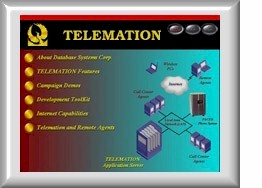 telemarketing software product demonstration