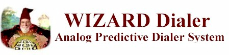 WIZARD Phone System predictive dialer